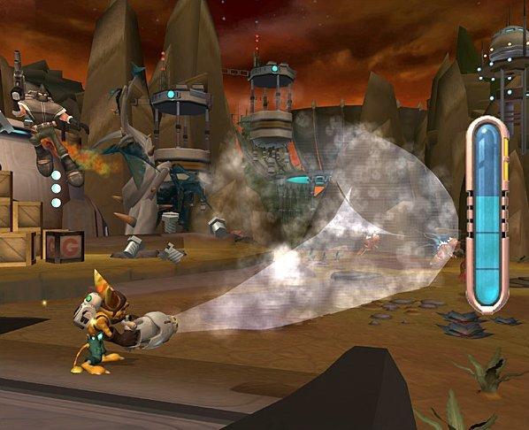 Ratchet & Clank (PS2)  © Sony 2002   6/6