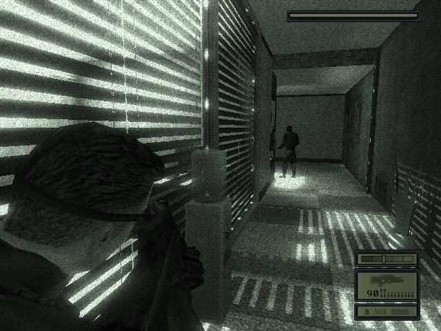 Splinter Cell (XBX)   © Ubisoft 2002    8/8