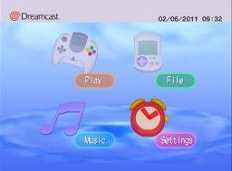 Dreamcast (DC)  © Sega 1998   3/4