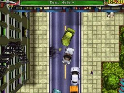 Grand Theft Auto (PC)   © ASC Games 1998    1/2