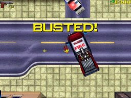 Grand Theft Auto (PC)   © ASC Games 1998    2/2