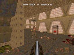Quake (N64)  © GT Interactive 1998   2/3