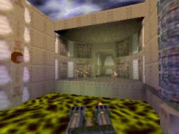 Quake (N64)  © GT Interactive 1998   3/3