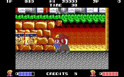 Double Dragon (PC)  ©  1988   3/3