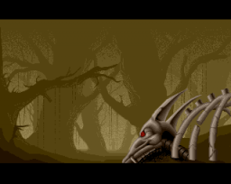 Shadow Of The Beast (AMI)  © Psygnosis 1989   1/3