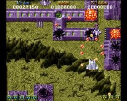 Battle Squadron (AMI)  © Innerprise 1989   1/5