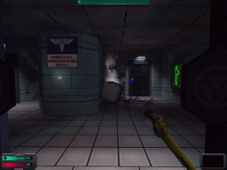 System Shock 2 (PC)  © Looking Glass 1999   1/3