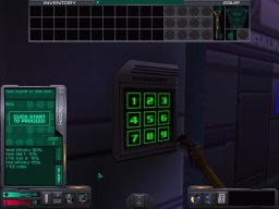 System Shock 2 (PC)  © Looking Glass 1999   2/3