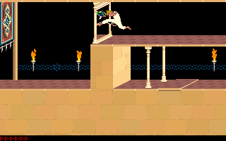 Prince Of Persia (PC)   © Brøderbund 1989    9/25