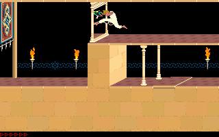 Prince Of Persia (PC)  © Brøderbund 1989   9/25