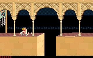 Prince Of Persia (PC)   © Brøderbund 1989    10/25