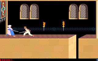 Prince Of Persia (PC)   © Brøderbund 1989    11/25