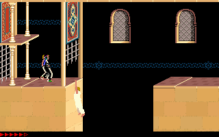 Prince Of Persia (PC)   © Brøderbund 1989    12/25