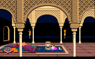 Prince Of Persia (PC)   © Brøderbund 1989    14/25