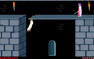 Prince Of Persia (PC)  © Brøderbund 1989   22/25