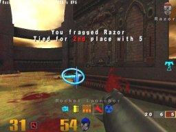 Quake III: Arena (PC)  © Activision 1999   3/4