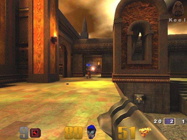 Quake III: Arena (PC)  © Activision 1999   4/4