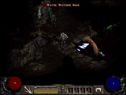 Diablo II (PC)   © Blizzard 2000    2/6
