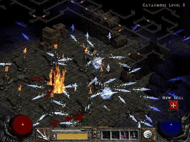Diablo II (PC)   © Blizzard 2000    4/6