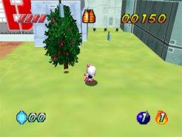 Bomberman Hero (N64)  © Hudson 1998   2/3