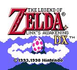 The Legend Of Zelda: Link's Awakening DX (GBC)  © Nintendo 1998   1/3