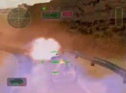 Vigilante 8 (N64)  © Activision 1999   2/3