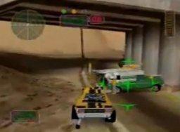 Vigilante 8 (N64)  © Activision 1999   3/3