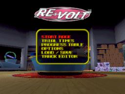 Re-Volt (N64)  © Acclaim 1999   1/3