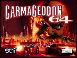 Carmageddon 64 (N64)  © Virgin 1999   1/3