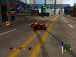 Carmageddon 64 (N64)  © Virgin 1999   3/3