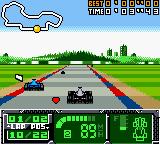 F1 World Grand Prix II (GBC)  © Konami 2000   2/3
