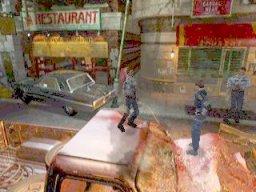Resident Evil 2 (N64)  © Capcom 1999   2/3