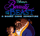 Beauty And The Beast: A Board Game Adventure (GBC)  © Nintendo 1999   1/3
