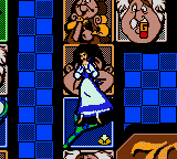 Beauty And The Beast: A Board Game Adventure (GBC)  © Nintendo 1999   3/3