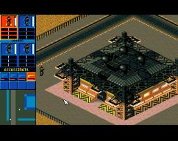 Syndicate (AMI)  © EA 1993   3/5