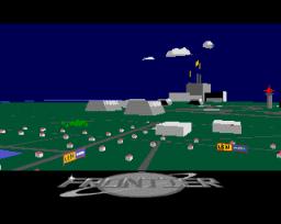 Frontier: Elite II (AMI)  © Konami 1993   2/3