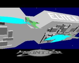 Frontier: Elite II (AMI)  © Konami 1993   3/3