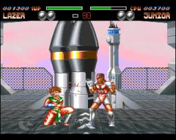 Body Blows Galactic (AMI)  © Team17 1994   1/3