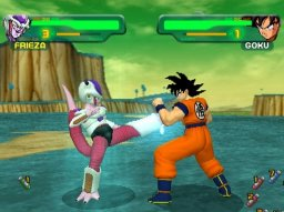 Dragon Ball Z: Budokai (PS2)   © Bandai 2002    2/3
