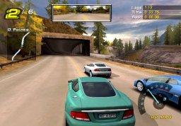 Need For Speed: Hot Pursuit 2 (GCN)   © EA 2002    1/5