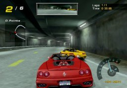 Need For Speed: Hot Pursuit 2 (GCN)   © EA 2002    2/5