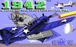 1942 (C64)  © Capcom 1986   2/2