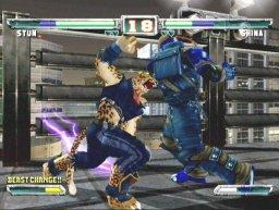Bloody Roar: Primal Fury (GCN)  © Activision 2002   3/6