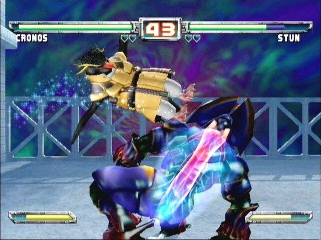Bloody Roar: Primal Fury (GCN)  © Activision 2002   6/6