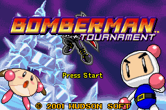 Bomberman Tournament (GBA)   © Activision 2001    1/3