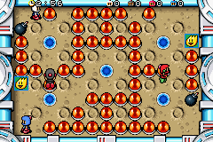 Bomberman Tournament (GBA)   © Activision 2001    3/3