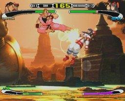 Capcom Vs. SNK: Millennium Fight 2000 PRO  © Capcom 2002  (PS1)   3/3