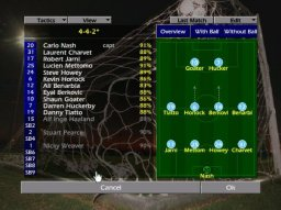 Championship Manager: Season 01/02 (XBX)  © Eidos 2002   1/3