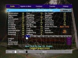 Championship Manager: Season 01/02 (XBX)  © Eidos 2002   2/3