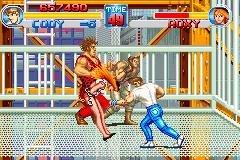 Final Fight One (GBA)  © Ubisoft 2001   6/6